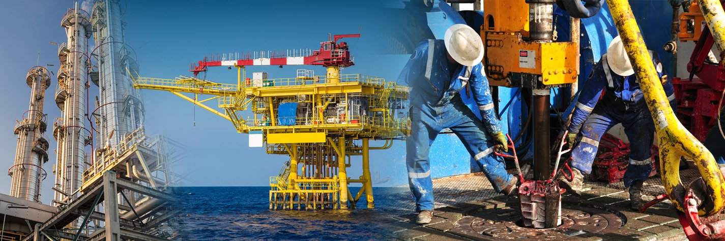 Oil and gas application banner image