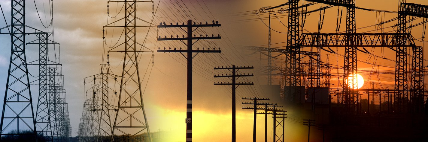 Power Transmission and Distribution Application Banner Image
